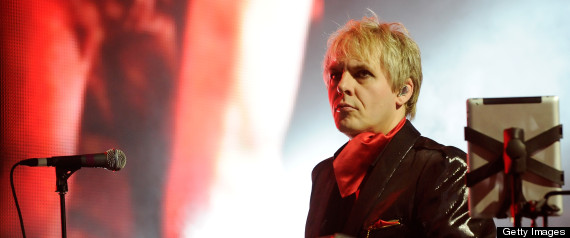 Nick Rhodes duran tv mania